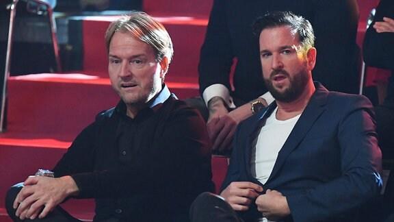 Markus Krampe und Michael Wendler