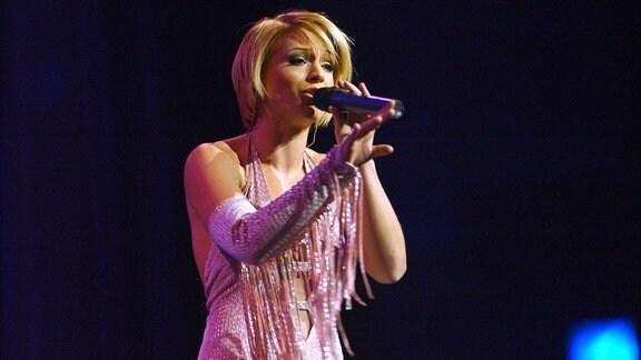 Sängerin Michelle