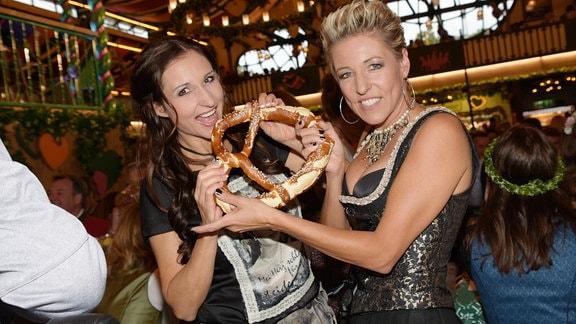 Anita und Alexandra Hoffmann