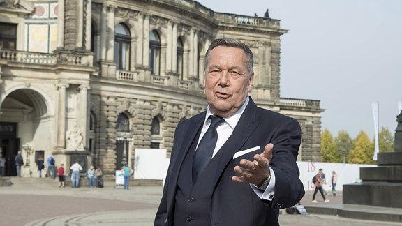 Schlagersänger Roland Kaiser