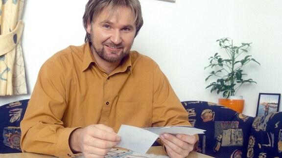 Sänger Nik P.