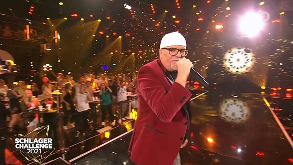 Schlager Challenge - DJ Ötzi: Can't take my Eyes off you