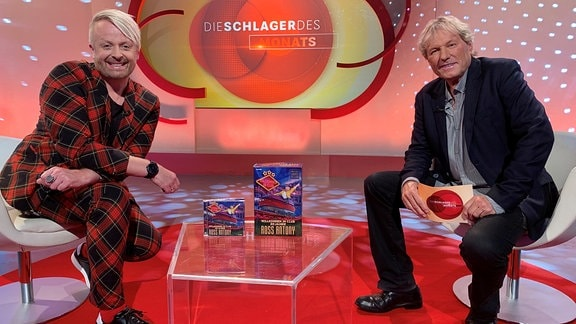 Ross und Bernhard