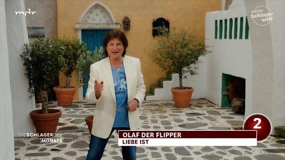 Olaf der Flipper