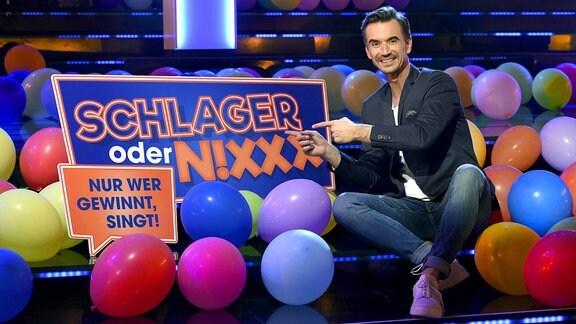 Florian Silbereisen präsentiert Schlager oder Nixxx