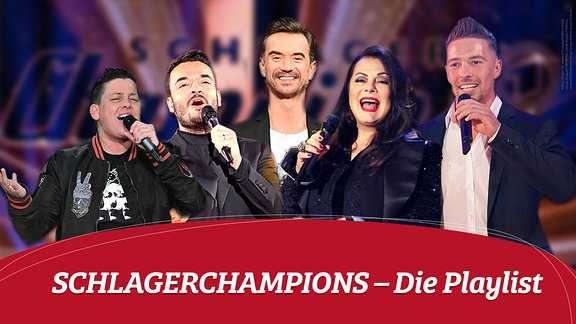 Collage Schlagerchampions Playlist