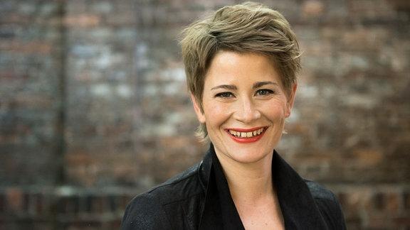 Dirigentin Anja Bihlmaier