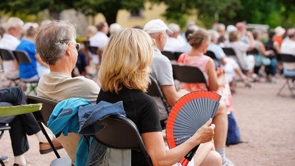 Der MDR-Musiksommer zu Gast im Schlosspark Altenstein