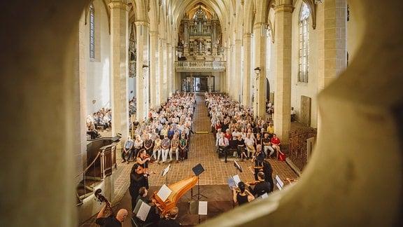 MDR MUSIKSOMMER-Konzert mit Nils Mönkemeyer in Erfurt