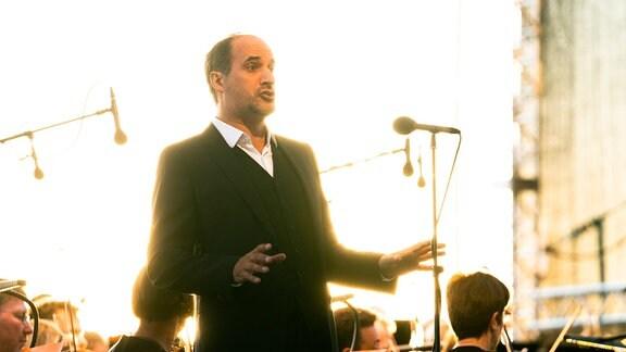 Solist Bariton Mathias Hausmann