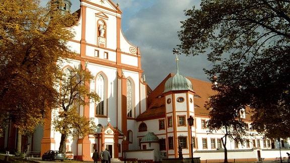 Das Kloster Marienstern in Panschwitz-Kuckau.