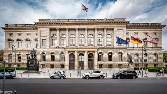 Abgeordnetenhaus in Berlin.