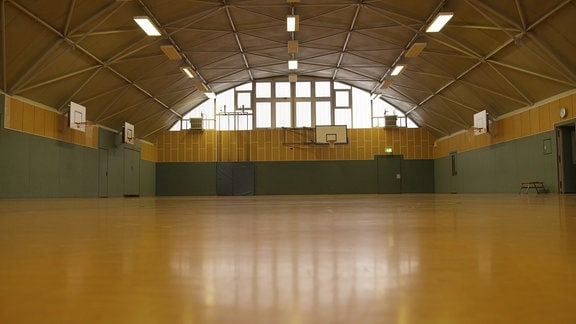 Alte Sporthalle Coswig