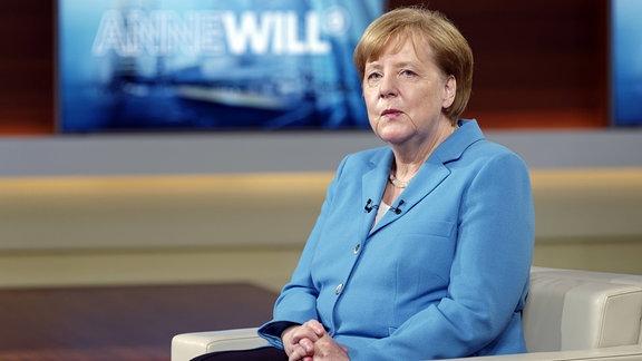 Angela Merkel, 2018