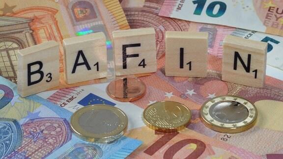 Symbolfoto Wirtschaftsbegriff Bafin