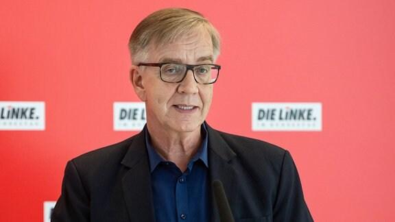 Dietmar Bartsch, Vorsitzender der Bundestagsfraktion der Partei Die Linke