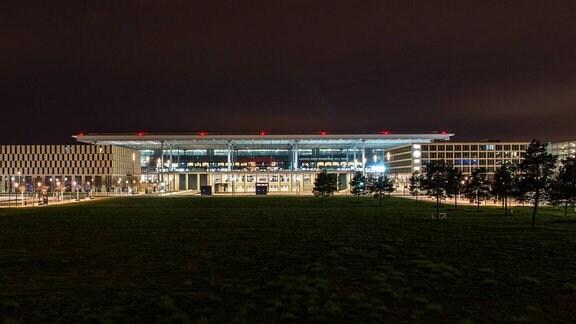 Der Flughafen Berlin Brandenburg Willy Brandt