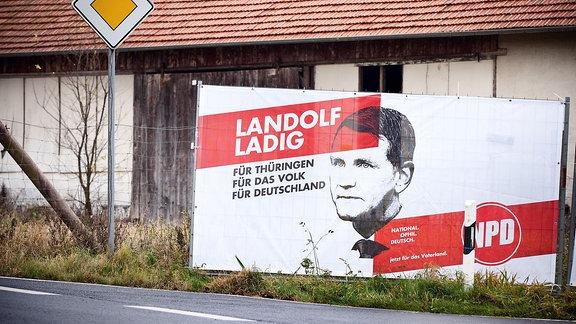 Wahlkampf – Die große Suche nach Landolf Ladig
