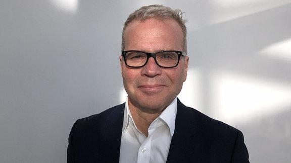Wolfgang Brinkschulte, MDR aktuell Wirtschaftsexperte