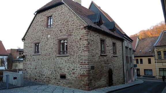 Martin Luthers Elternhaus in Mansfeld