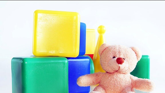 Verschiedenes Kinderspielzeug