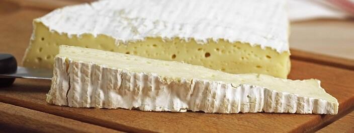 Brie de Meaux Käse