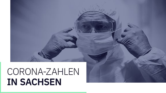 Corona-Grafiken Sachsen