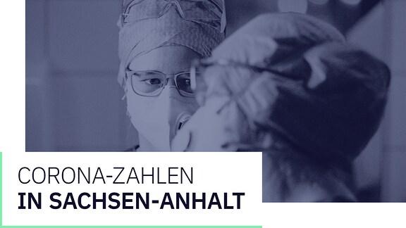 Corona in Sachsen-Anhalt: Zahlen und Grafiken.
