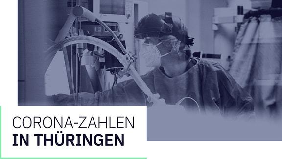 Corona-Grafiken Thüringen