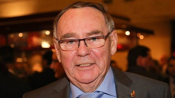 Ex-Minister in Sachsen-Anhalt Karl-Heinz Daehre, CDU (11.01.2018)