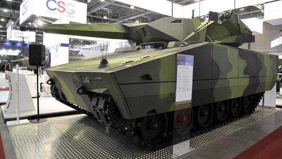 Deutscher Schützenpanzer Lynx KF41