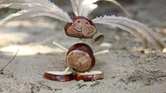 Kastanienmännchen