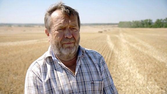 Wolfgang Vogel, Präsident des sächsischen Bauernverbandes
