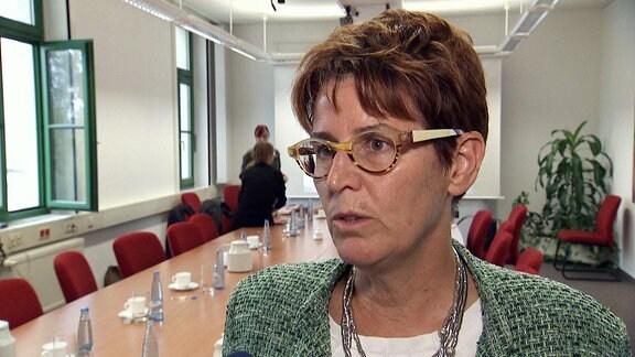 Eva Gerth, Gewerkschaft Erziehung und Wissenschaft