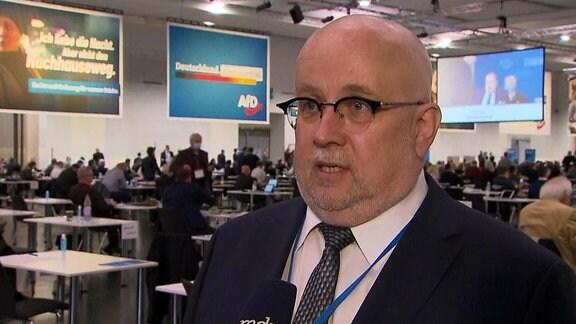 Jürgen Pohl, AfD, Mitglied des deutschen Bundestages für Thüringen