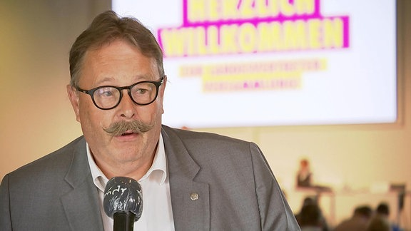 Reginald Hanke, FDP, Bundestagsmitglied aus Thüringen