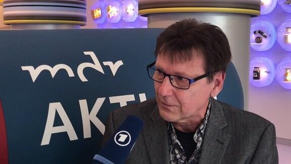 Joachim Nowak, 65 Jahre, ehemaliger Betriebsrat Leunawerke