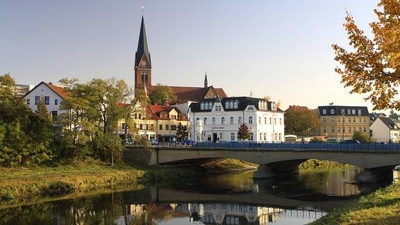 Staßfurt Stadtansicht