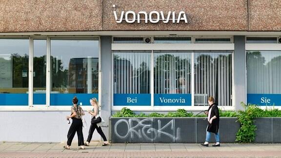 Wohnungsunternehmen Vonovia
