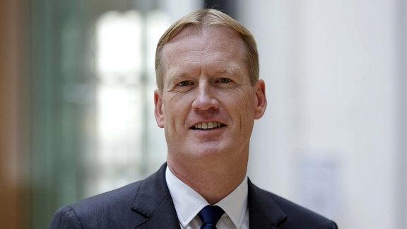 Christian Reuter, Vorstandsvorsitzender und Generalsekretaer Deutsches Rotes Kreuz, DRK