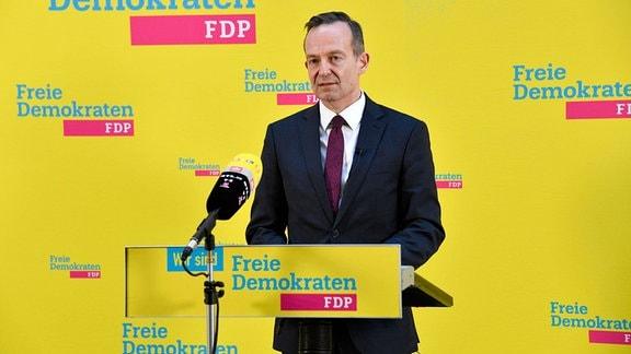 FDP-Generalsekretär Volker Wissing