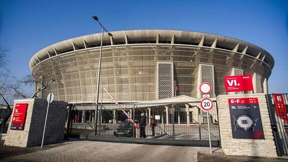 Ferenc-Puskas-Arena Budapest