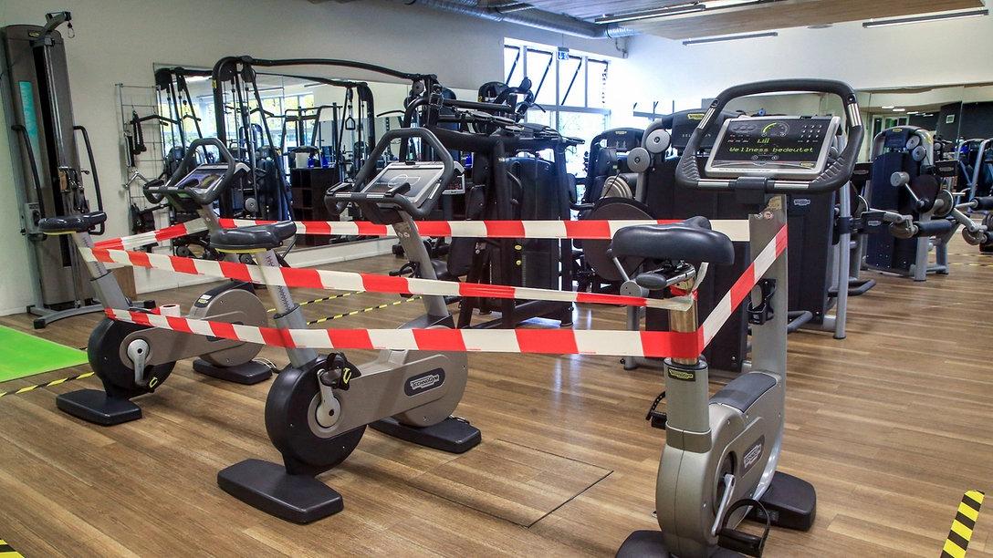 Ab Sofort Fitness Studios Offnen Draussen Das Erste