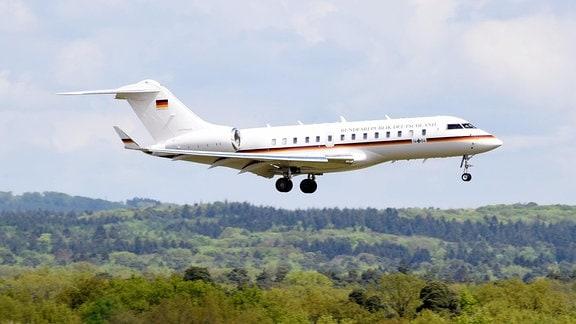 deutschen Luftwaffe Bombardier BD-700-1A11 Global 5000
