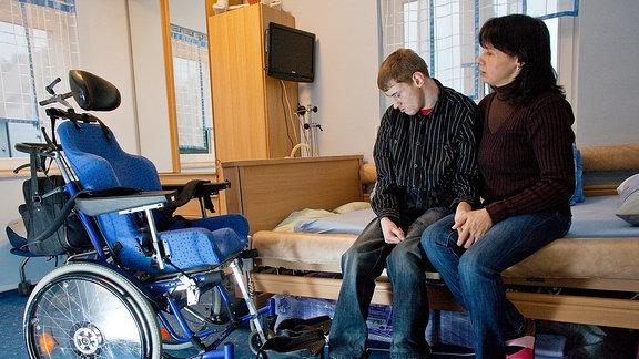 Geistige Behinderung