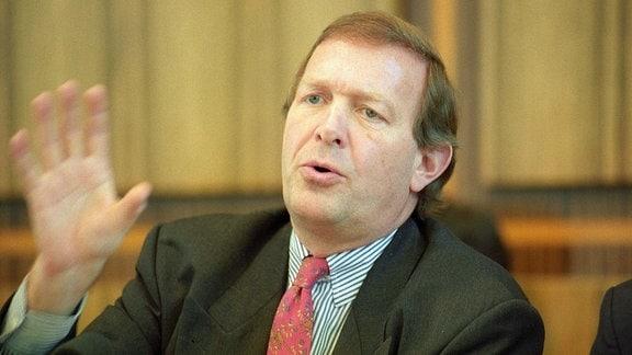 Günter Rexrodt (Deutschland/CDU)