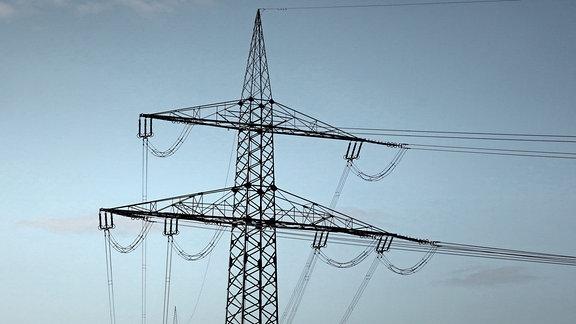 Stromleitung, Hochspannungsleitung
