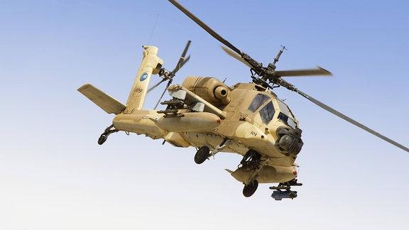 Apache Kampfhubschrauber AH-64A , 2006