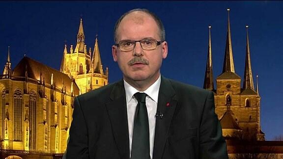 Stefan Körzell, Vorstand DGB