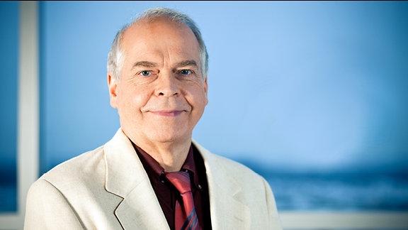 MDR Wetterexperte Thomas Globig
